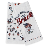 Disney Kitchen Towel Set - Mickey and Minnie Mouse Americana