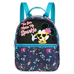 Disney Backpack - Sparkle Minnie Mouse