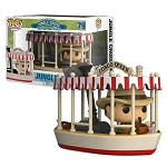 Disney Funko Pop Rides Vinyl Figure - Jungle Cruise Congo Queen Boat