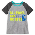Disney Youth Shirt - Pluto - All Paws and No Bite