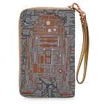 Disney Light-Up Wristlet Phone Case - Star Wars Galaxy's Edge - Droid Circuitry