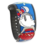 Disney MagicBand 2 Bracelet - Minnie Mouse The Main Attraction - Dumbo the Flying Elephant