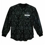 Disney Adult Spirit Jersey - Walt Disney World - The Haunted Mansion Wallpaper