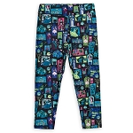 Disney Women's Leggings - The Haunted Mansion