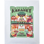 Disney Print - Dave Perillo - Kitchen Kabaret