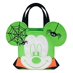 Disney Bag - Mickey Mouse - Halloween Candy Glow-in-the-Dark Bag