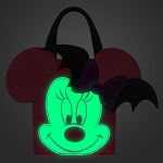 Disney Treat Bag - Minnie Mouse Halloween Candy Glow-in-the-Dark