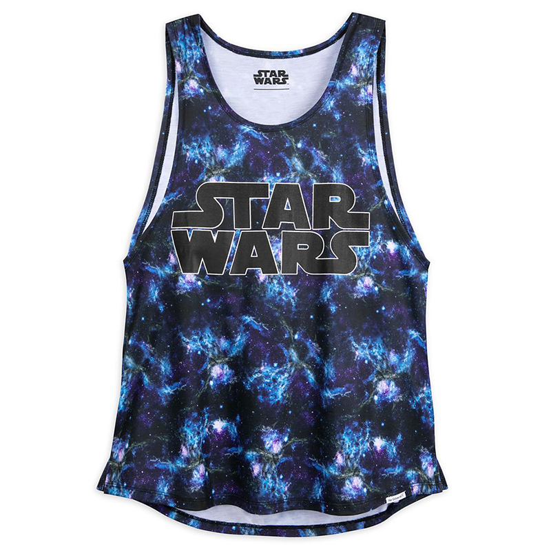 Disney Adult Shirt by Her Universe - Star Wars Galaxy - Tank