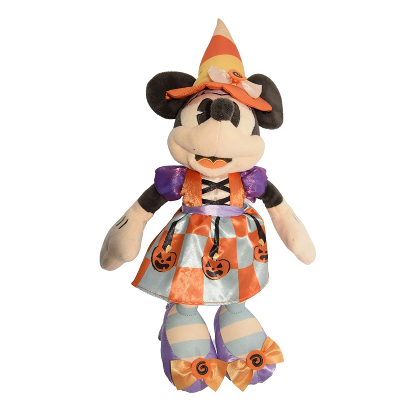 Disney Plush - Halloween Minnie Mouse Witch - 16''