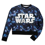 Disney Women's Pullover Shirt by Her Universe - Star Wars Galaxy
