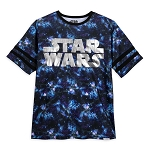Disney Adult Shirt by Our Universe - Star Wars Galaxy