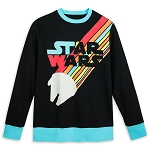 Disney Adult Sweatshirt - Star Wars - Millennium Falcon