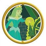 Disney Pin - Enchanted Emblems - Aurora - Sleeping Beauty