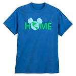 Disney Men's Shirt - Mickey Mouse Icon - Home