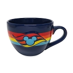 Disney Coffee Cup - Disney Cruise Line - Rainbow
