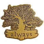 Universal Pin - Harry Potter - Snape and Lily Always Tree