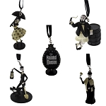 Disney Ornament Set - Haunted Mansion - Stretch Room Characters