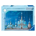 Disney Puzzle - Frozen Castle - by Ravenburger