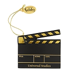 Universal Studios Ornament - Holiday Collection - Clapboard