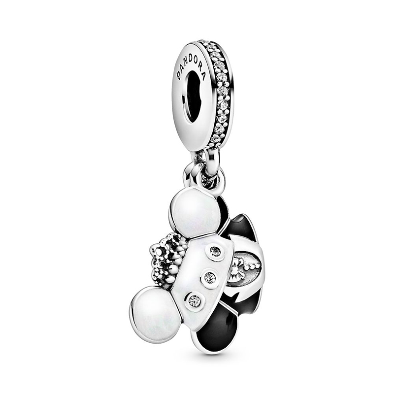 Disney Pandora Dangle Charm - Wedding Ear Hats
