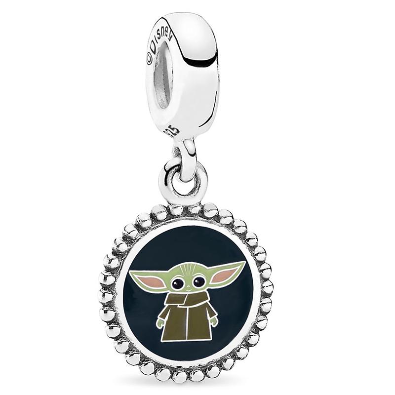 Disney Pandora Dangle Charm - Star Wars The Mandalorian - The Child