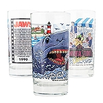 Universal Collectible Glass - Retro Jaws