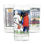 Universal Collectible Glass - Retro Back to the Future