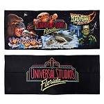 Universal Cooling Towel - Universal Studios Retro Marquee Logo