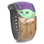 Disney MagicBand 2 Bracelet - Star Wars the Mandalorian - The Child - Limited Edition