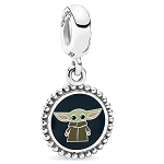 Disney Pandora Dangle Charm - Star Wars The Mandalorian - The Child