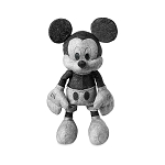 Disney Plush - Mickey Mouse - Denim - 13''
