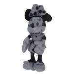 Disney Plush - Minnie Mouse - Denim - 13''