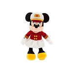Disney Plush - Disney Cruise Line - Captain Minnie Mouse - 11''