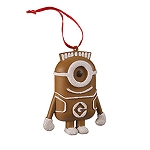 Universal Ornament - Despicable Me - Minion Gingerbread