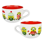 Universal Coffee Cup Latte Mug - Despicable Me - Holiday Minions