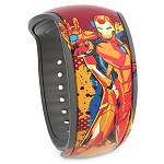 Disney MagicBand 2 Bracelet - Marvel - Iron Man