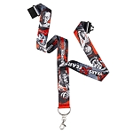 Universal Lanyard - Halloween Horror Nights Icons
