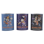 Disney Drink Mix Set - Apple Ciders - 3 oz. Tins