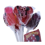 Disney Lollipop - Minnie Mouse - 5 Pack