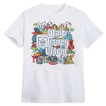 Disney Adult Shirt - Walt Disney World - Attraction Opening Days