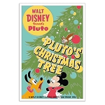 Disney Pin - Pluto 90th Anniversary Pin – Pluto's Christmas Tree – Limited Edition