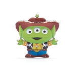 Disney Pin - Toy Story Alien Pixar Remix Pin – Woody – Limited Release