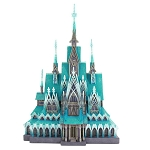 Disney Medium Figure Statue - Frozen Castle Light-Up Figurine – Disney Castle Collection