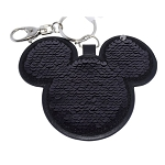 Disney Keychain - Mickey Mouse Icon - Flip Sequin