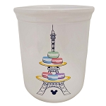 Disney Utensil Holder - Epcot France Mickey Macaron