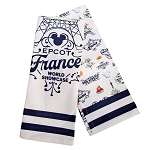 Disney Kitchen Towel Set - Epcot France Mickey Macarons