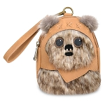 Disney Parks Loungefly Wristlet Backpack Bag - Star Wars - Ewok