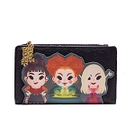 Disney Loungefly Wallet - Hocus Pocus Chibi Sanderson Sisters