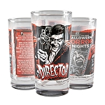 Universal Collectible Glass - Halloween Horror Nights - The Director