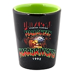 Universal Shot Glass - Halloween Horror Nights - Retro 1992 Pumpkin